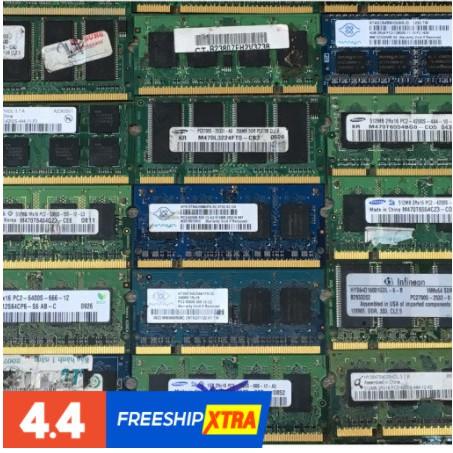 Ram Laptop, PC cũ hỏng giá rẻ