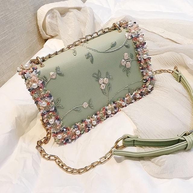 Túi xách đeo chéo nữ đẹp cao cấp HALa DC02