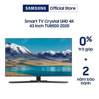 """[Mã ELSAMXMAS giảm 6% đơn 4TR5] Smart Tivi 4K UHD Samsung 43 inch UA43TU8500KXXV giá chỉ còn <strong class=""""price"""">899.000.000.000đ</strong>"""