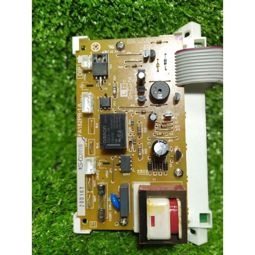 Bộ Mạch Nồi Cơm Điện Tử Sharp KS-COM18V-W (1.8 Lít) phụ kiện phụ tùng linh kiện chính hãng
