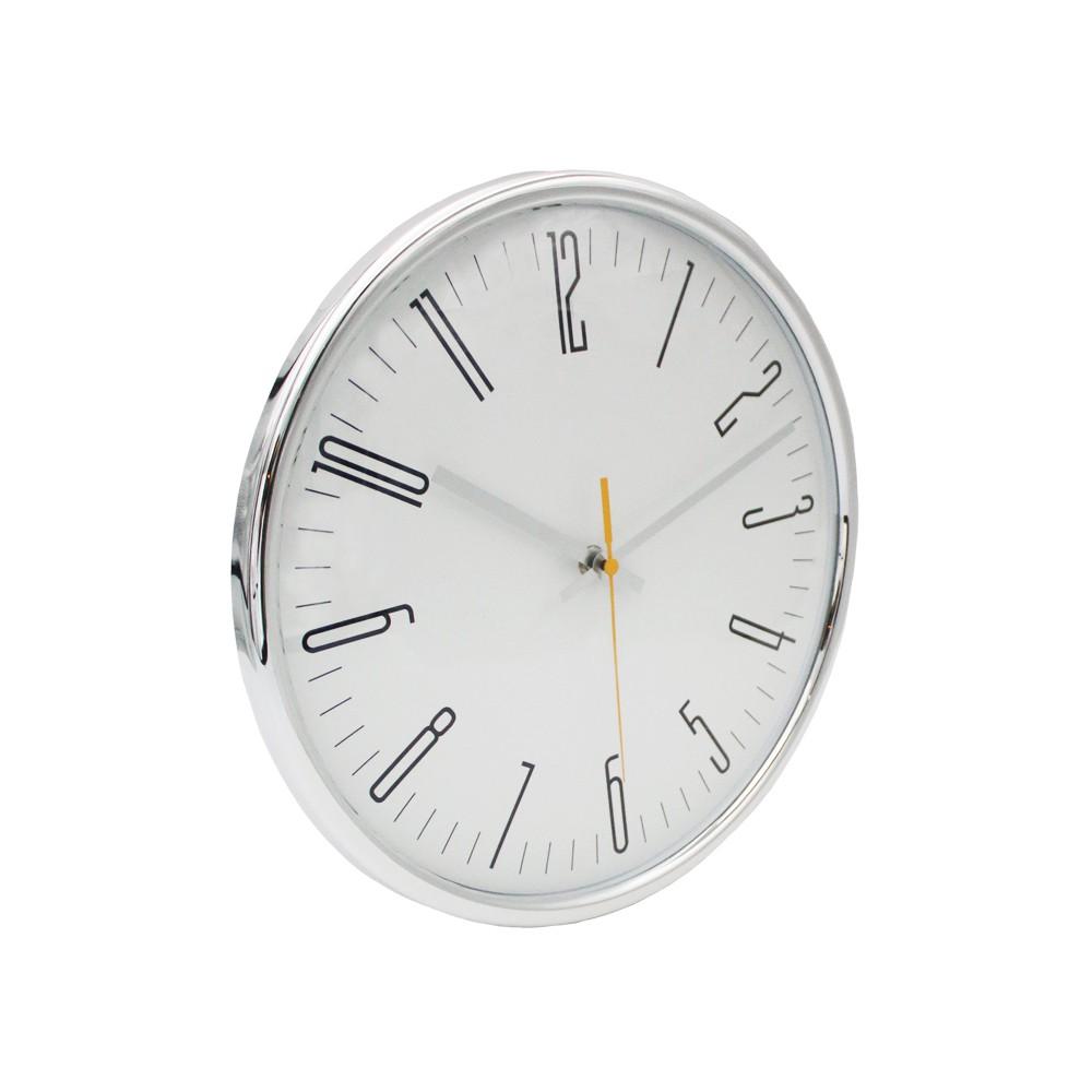 Đồng hồ treo tường kim trôi | JYSK Brondby | nhựa nhiều màu | DK30cm