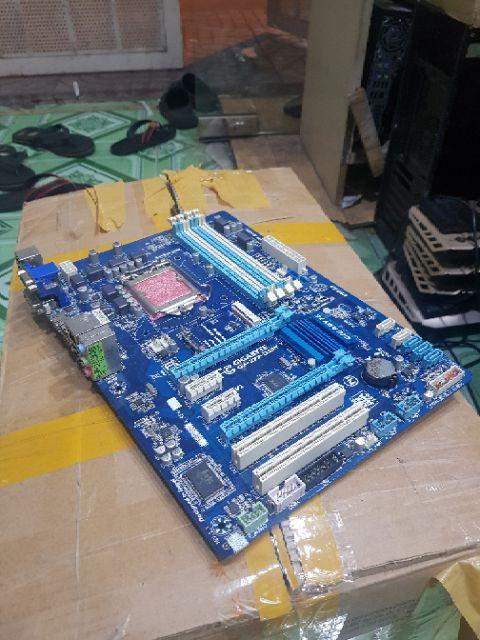 [Nhập ELCLMAY hoàn 30K xu đơn từ 200K]Main Gigabyte Z77 socket 1155 new 99% rẽ ko tưởng