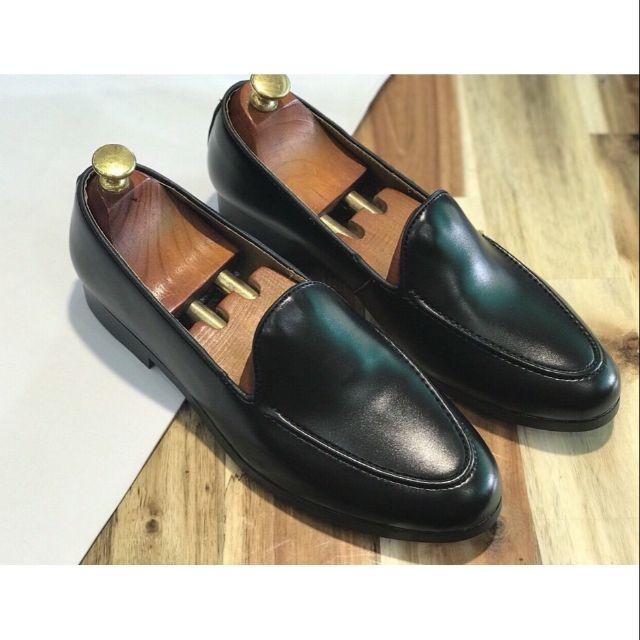 ?[CHỈ 1 NGÀY] Giày Tây Nam Trơn Lịch Lãm