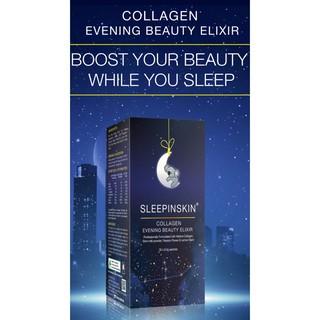 Collagen Uống Tác Động Kép Sleepinskin -Đẹp Da Và Ngủ Ngon-Hàng Chính Hãng Của Úc thumbnail
