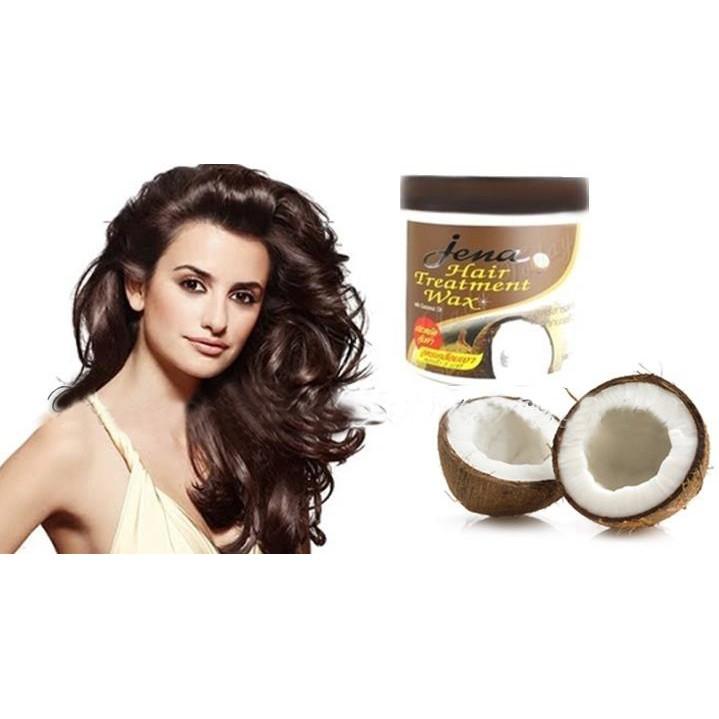 Ủ tóc dừa già Jena Thái Lan 500ml - 1000ml