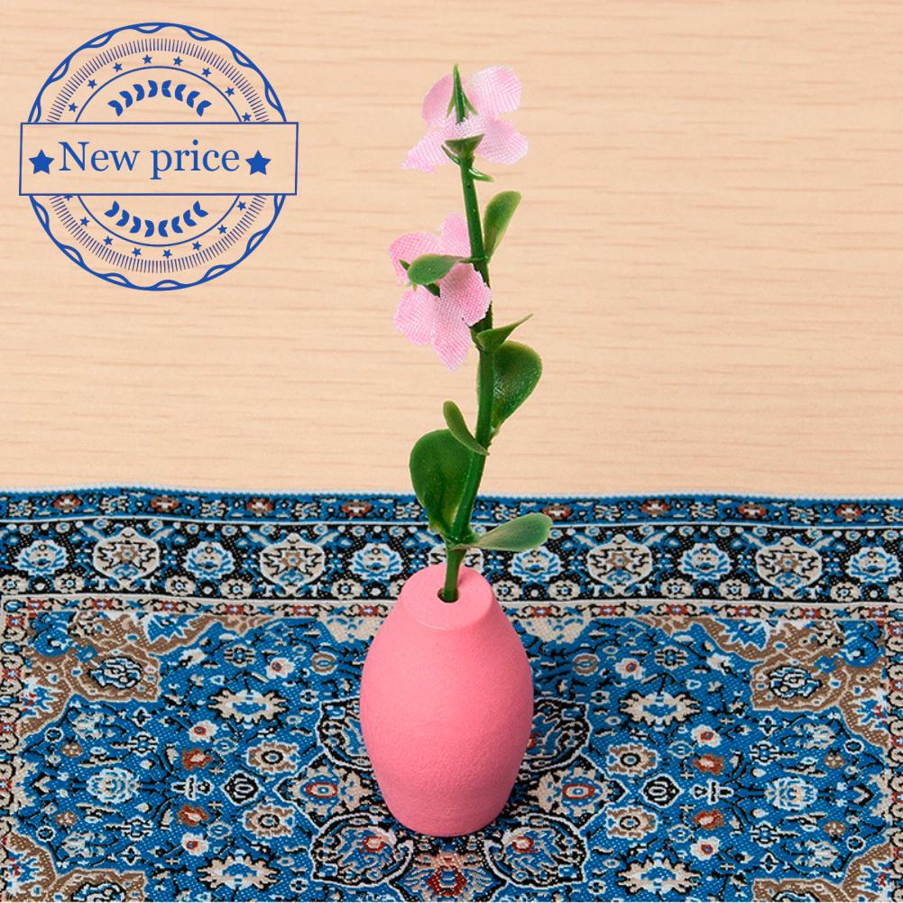 1:12 Dollhouse Mini Model Accessories Pure Woven Turkish Imported Carpet Night Blue Starry S4W2