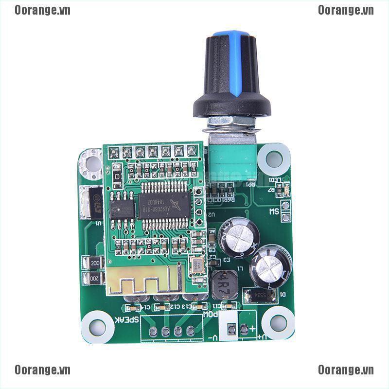 sale 70% Bảng khuếch đại công suất âm thanh nổi kỹ thuật số DIY kết nối Bluetooth 4.2 TPA3110 2x30W,Gốc 123,000 đ-28C108