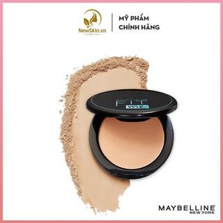 Phấn Nền Kiềm Dầu Maybelline Fit Me Matte Poreless Compact Powder 6g thumbnail