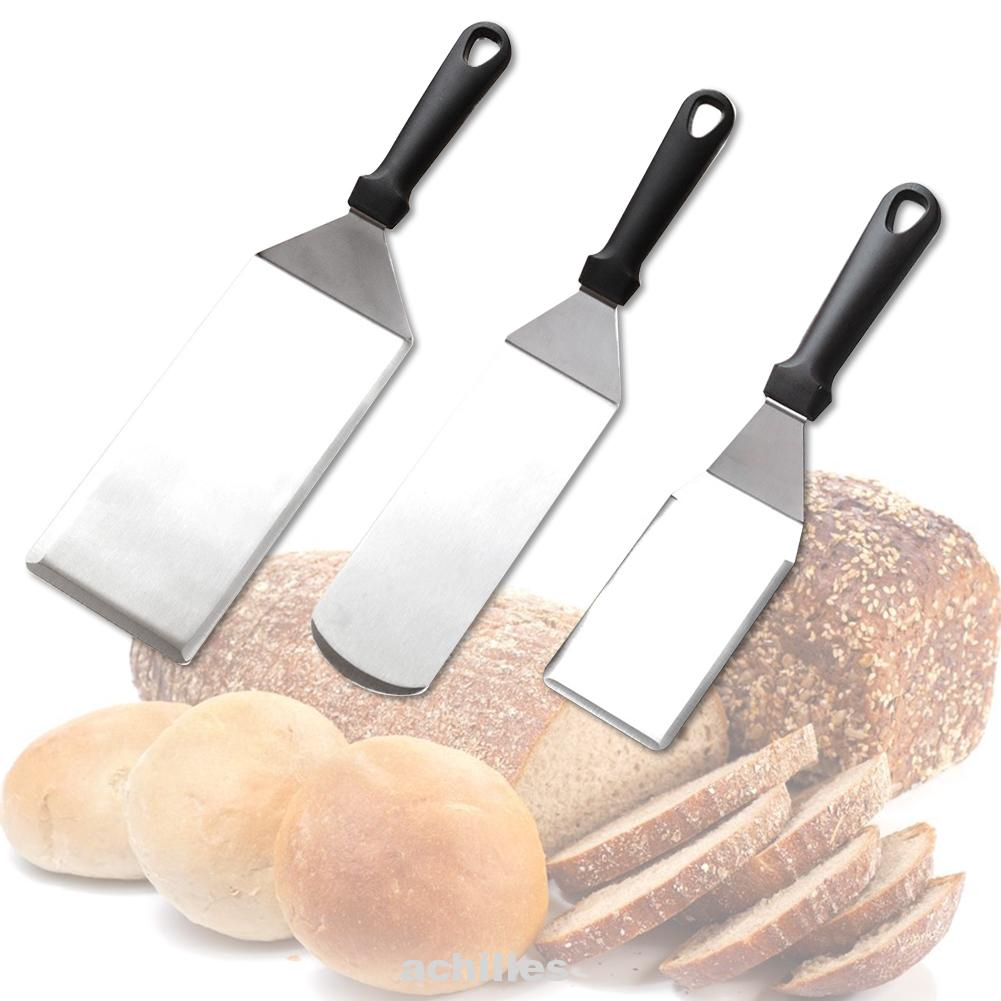 Baking Beefsteak Cooking For BBQ Stainless Steel Griddle Spatula Pastry Tools Pizza Scraper