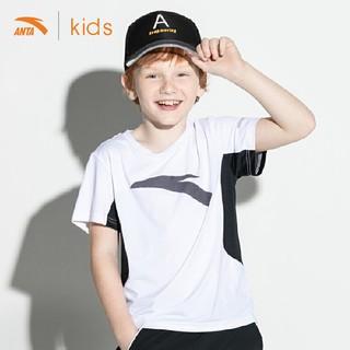 Áo thể thao bé trai Anta Kids công nghệ Free Dry siêu khô thoáng 35925165-1 thumbnail