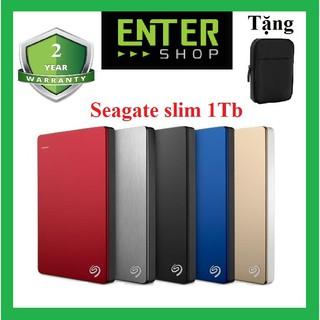 Ổ cứng di động Seagate Slim 1Tb Usb 3.0 Tặng túi chống sốc