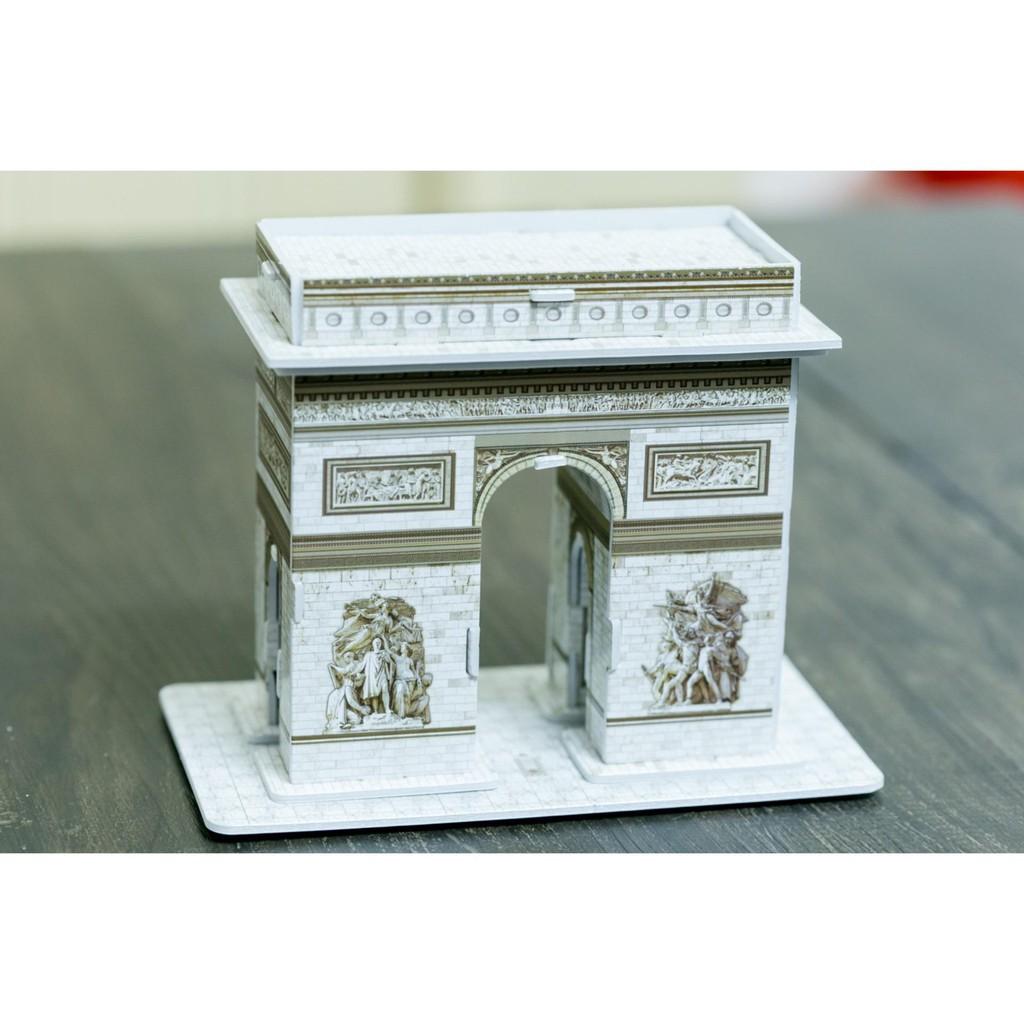 Đồ chơi mô hình lắp ghép 3D - Thành Arc De triomphe | HÀNG MỚI