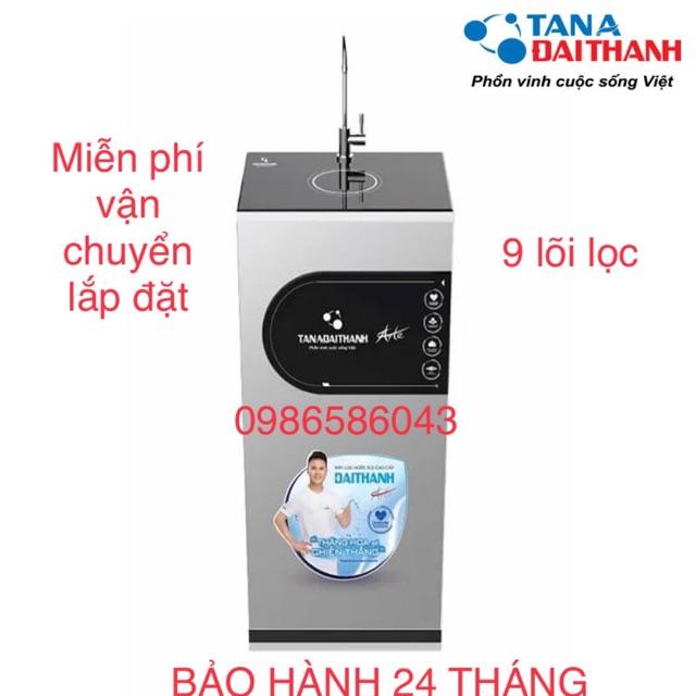 Máy lọc nước RO Tân Á Đại Thành Arte 9 cấp UV  khử khuẩn - Hàng chính hãng