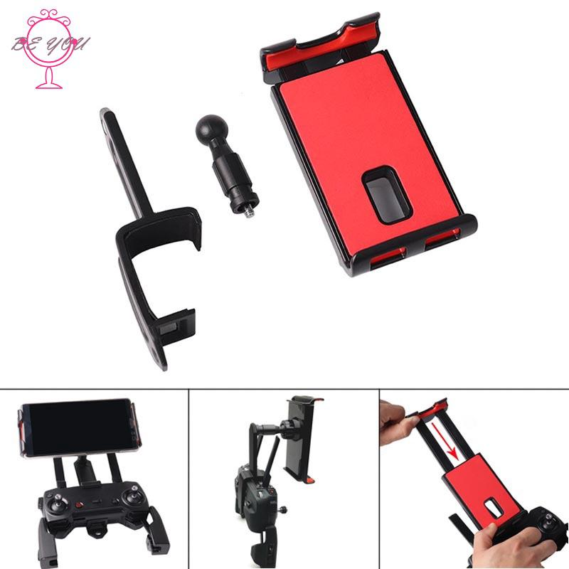 ♪BY Phone Tablet Stand Bracket 360 Rotate Mount Holder for DJI MavicPro Spark Remote Control