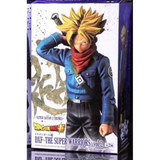 Mô hình DXF Super Saiyan Trunks Future ( real, 2nd )
