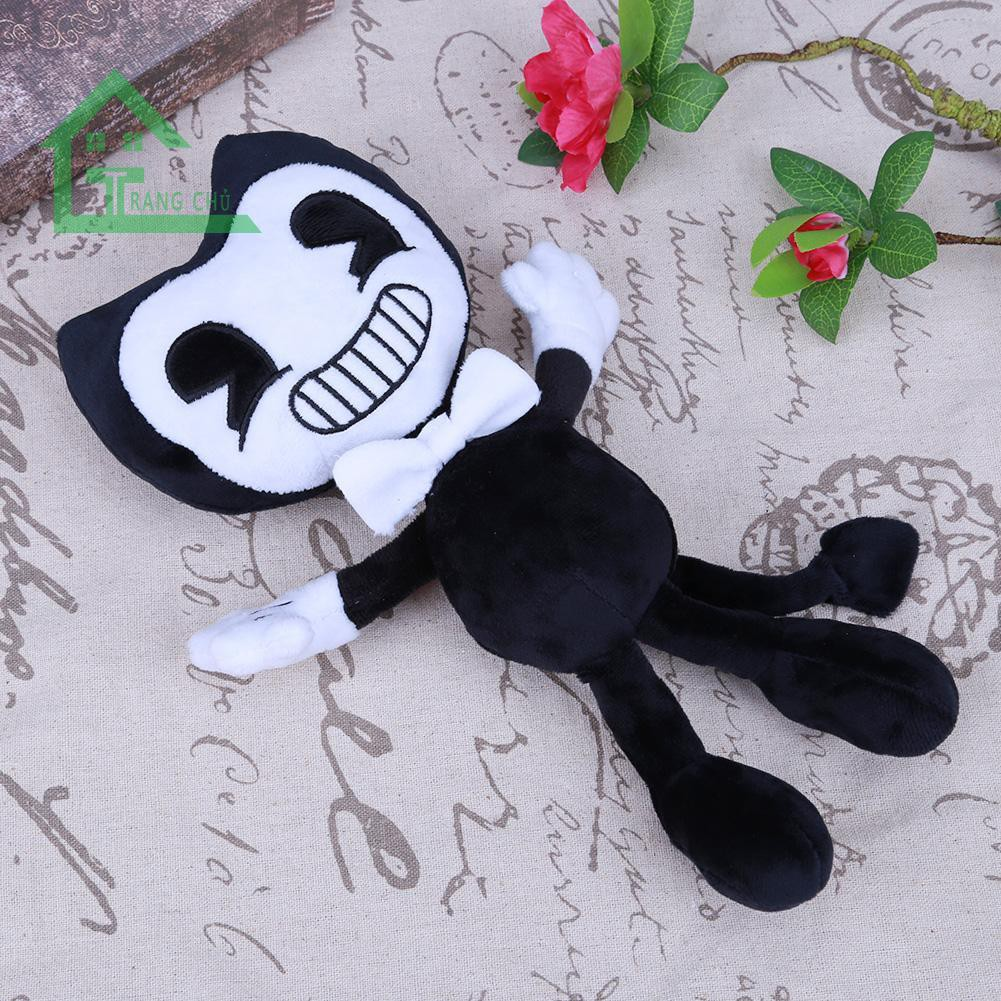 |Ready| Bendy and The Ink Machine Bendy Plush Doll Toys Gift for Kids