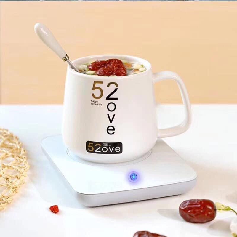 Máy hâm nóng mini bằng điện (hâm trà, cà phê, sữa, cháo,....) | Shopee Việt  Nam