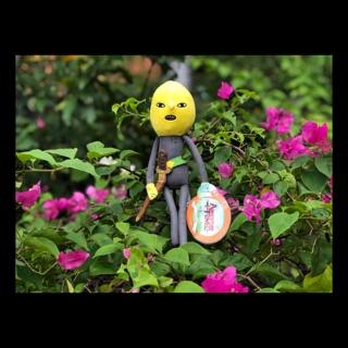 Gấu bông Adventure Time – Lemongrab