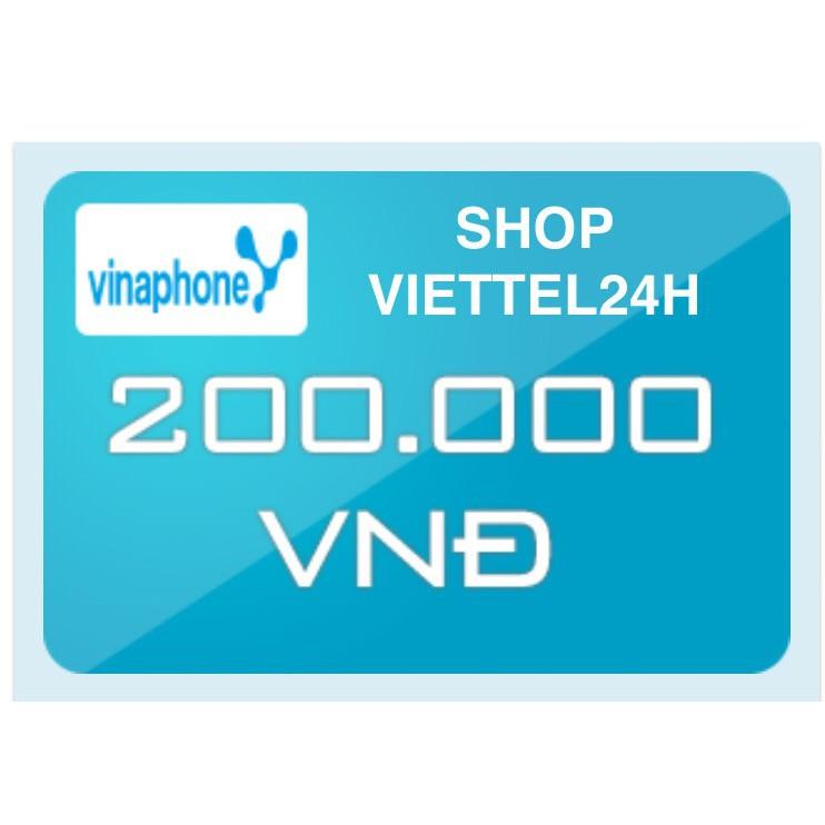 Thẻ vinaphone 200k