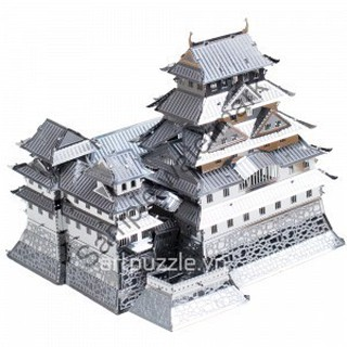 Đồ chơi mô hình lắp ghép 3D – lâu đài Himeji castle Nhật Bản | HÀNG MỚI