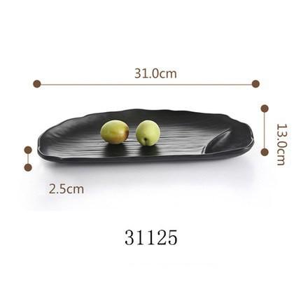 [h2kshop.vn] Đĩa nhựa đen hình bán nguyệt có ngăn nhỏ để nước sốt cho món ăn vặt 31125 - 14449272 , 2733870795 , 322_2733870795 , 37800 , h2kshop.vn-Dia-nhua-den-hinh-ban-nguyet-co-ngan-nho-de-nuoc-sot-cho-mon-an-vat-31125-322_2733870795 , shopee.vn , [h2kshop.vn] Đĩa nhựa đen hình bán nguyệt có ngăn nhỏ để nước sốt cho món ăn vặt 31125