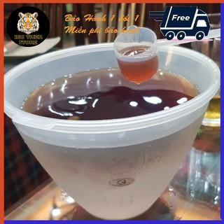Bát ướp lạnh rượu - Kèm gáo múc rượu tiện lợi - Hàng Cao Cấp thumbnail