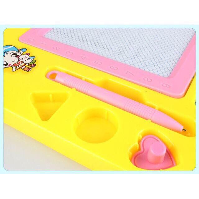 [SỈ/LẺ] Bảng xóa từ tự xoá thông minh cho bé mẫu chuẩn đẹp kích thước 20*27.3cm
