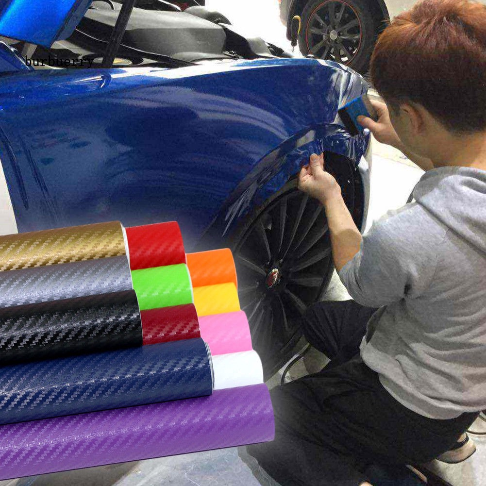 BUBU 3D Carbon Fiber Car Vehicle Body Change Color Decoration Film Sticker Decal - 15044435 , 2576461985 , 322_2576461985 , 65506 , BUBU-3D-Carbon-Fiber-Car-Vehicle-Body-Change-Color-Decoration-Film-Sticker-Decal-322_2576461985 , shopee.vn , BUBU 3D Carbon Fiber Car Vehicle Body Change Color Decoration Film Sticker Decal