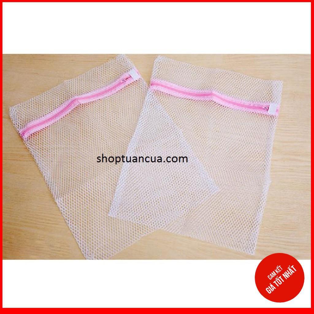 [GIÁ CỰC SỐC]  Túi giặt quần áo tiện dụng lưới kích thước 30x40 - 14080636 , 2176155327 , 322_2176155327 , 10315 , GIA-CUC-SOC-Tui-giat-quan-ao-tien-dung-luoi-kich-thuoc-30x40-322_2176155327 , shopee.vn , [GIÁ CỰC SỐC]  Túi giặt quần áo tiện dụng lưới kích thước 30x40