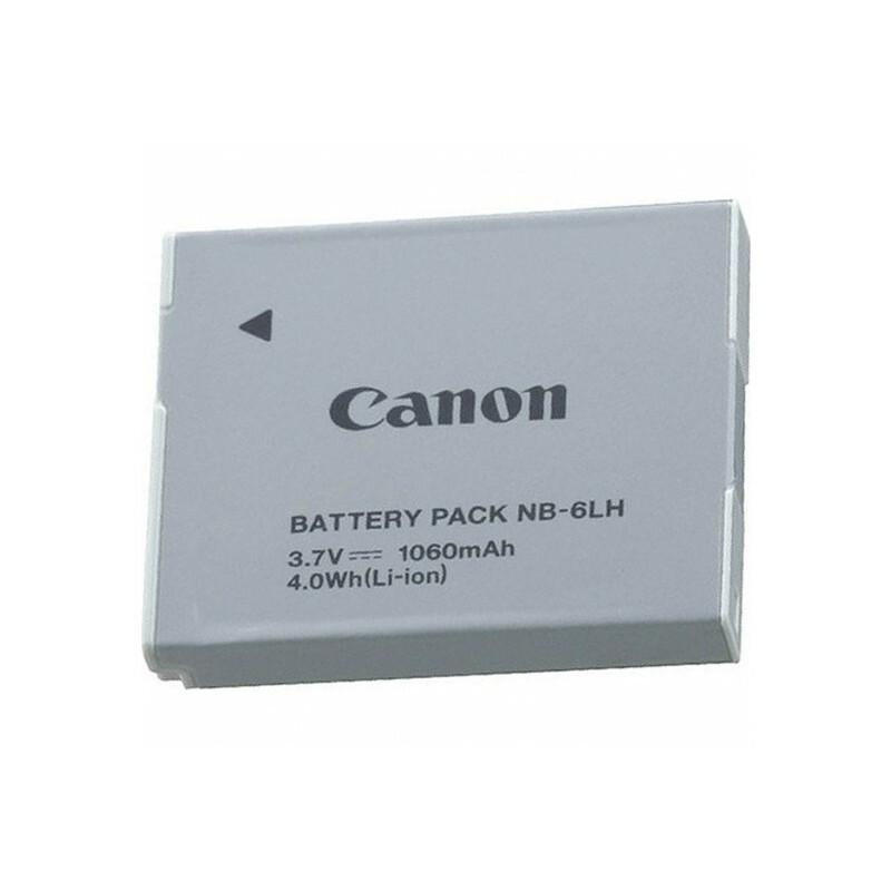Pin thay thế pin máy ảnh Canon NB-6LH, Hàng nhập khẩu