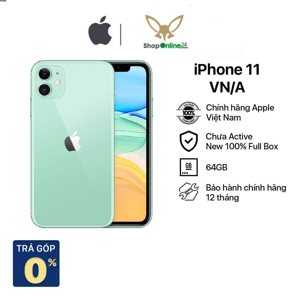 Điện thoại Apple iPhone 11