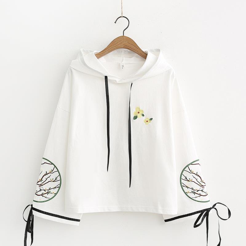 áo hoodie nữ kiểu dáng retro thời trang cá tính - 22764888 , 2777105236 , 322_2777105236 , 310300 , ao-hoodie-nu-kieu-dang-retro-thoi-trang-ca-tinh-322_2777105236 , shopee.vn , áo hoodie nữ kiểu dáng retro thời trang cá tính