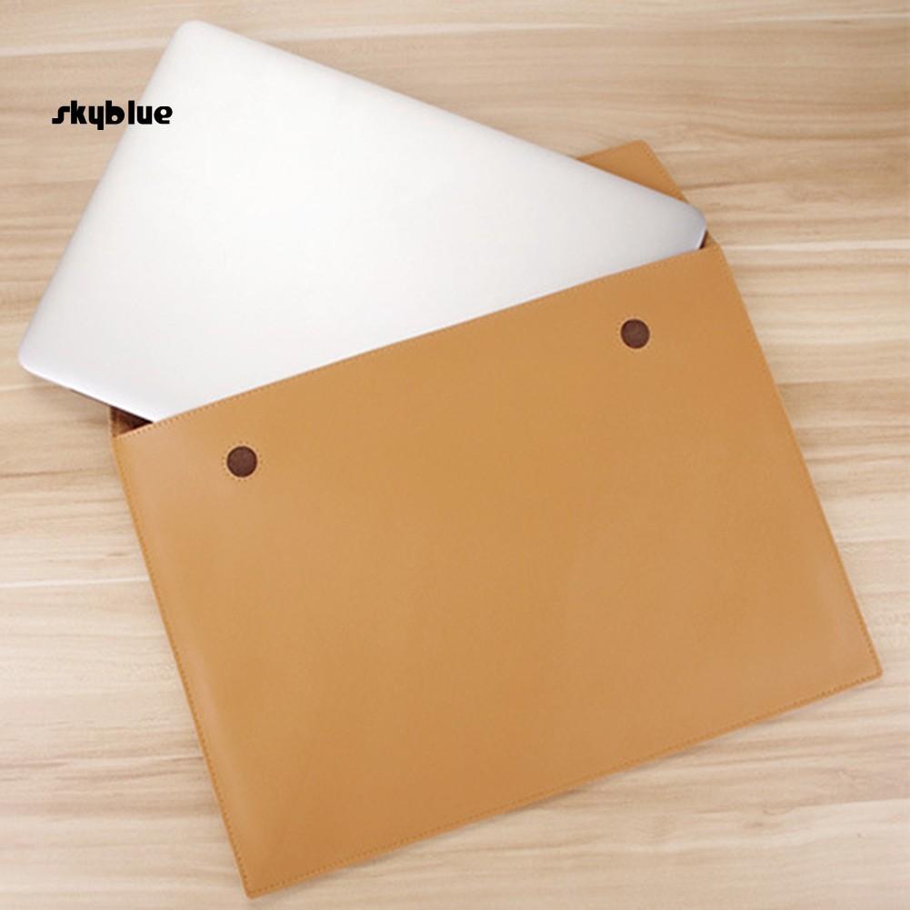 Túi đựng Macbook Air Pro bằng da siêu mỏng