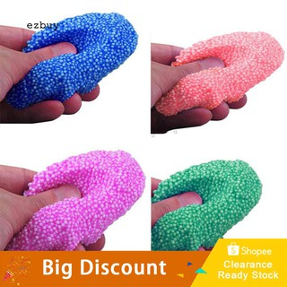 【Ready Stock】20g Candy Color Snow Mud Fluffy Foam Slime Clay DIY Craft Toy Funny Safety Gift