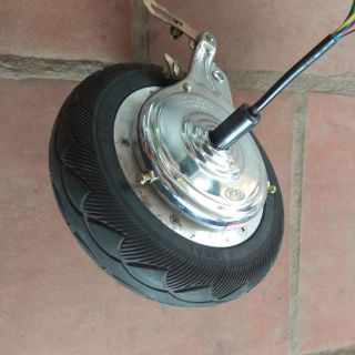 Động cơ 36v chế xe điện xe scoster xe 2 bánh 3 bánh