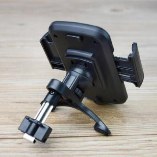 【2020】Air Vent Mounted Mobile Phone Holder 360 Degrees Rotatable Car Phone GPS Stand
