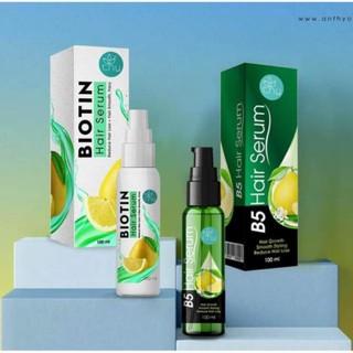 FREESHIP Date 2023-Combo Serum dưỡng tóc Biotin và B5 Anthy- HAIR SERUM BIOTIN VÀ HAIR SERUM B5 thumbnail
