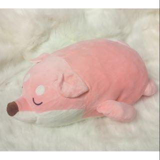 Chó shiba miniso hồng 50 cm