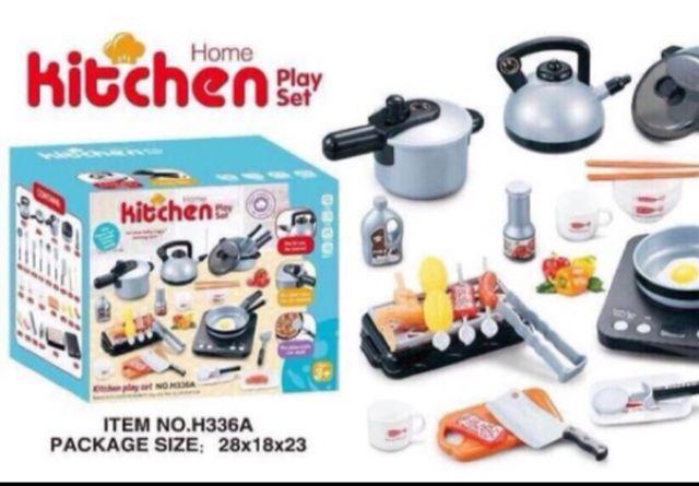 Bộ nấu ăn kitchen 36 món cho bé