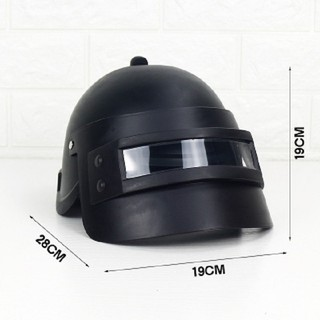 Cosplay Mũ 3 PUBG [Tặng móc khoá PUBG]
