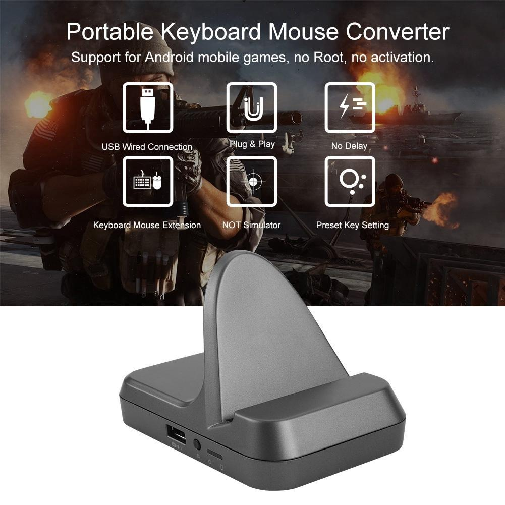 Pubg Mobile Keyboard And Mouse Setup