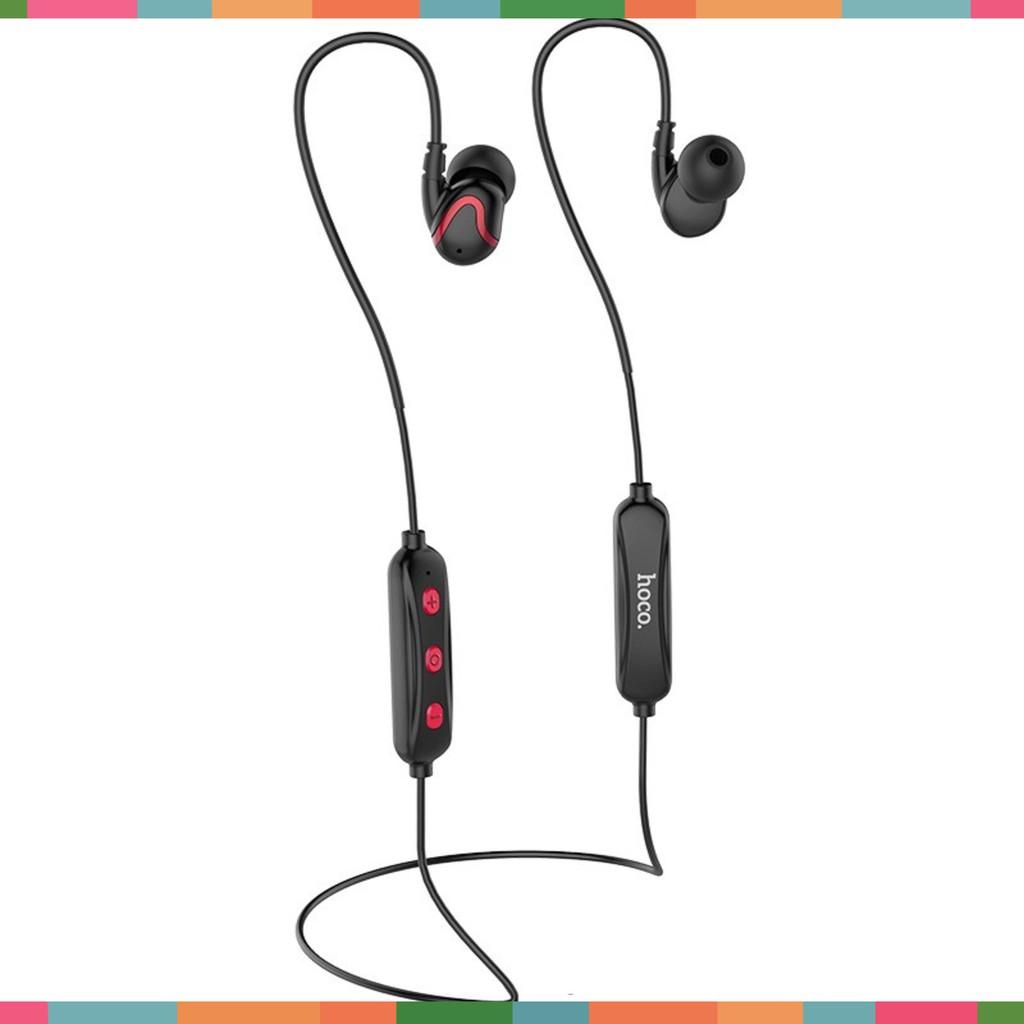 Tai nghe bluetooth 5.0 Hoco ES19 chính hãng|Thông minh|Pin bền|Siêu nhẹ|Chống nước|Âm thanh 8D siêu bass
