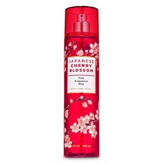 Xịt Toàn Thân Bath & Body Works Japanese Cherry Blossom 236ml bi thumbnail