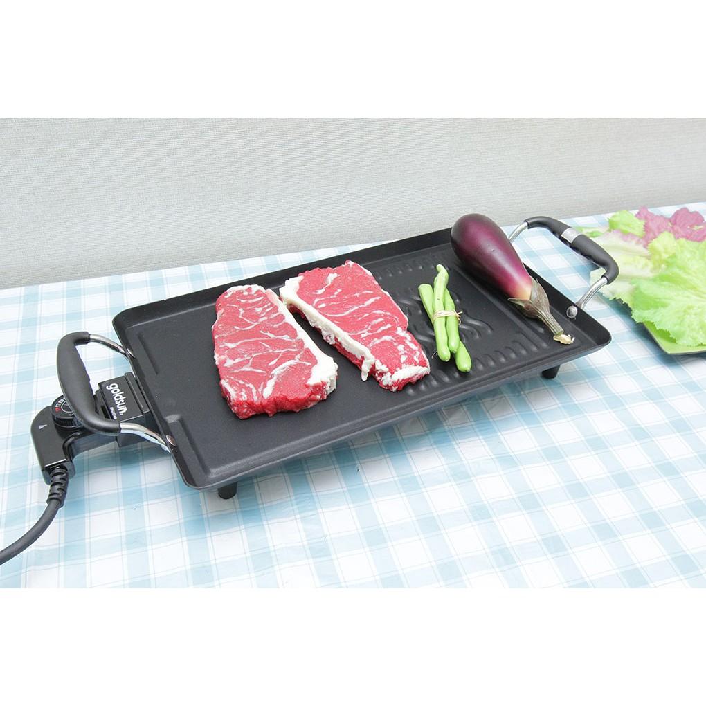 Bếp nướng điện Goldsun GR-GYC 1400 Nướng nhanh,ăn ngon - 10045086 , 503437134 , 322_503437134 , 445000 , Bep-nuong-dien-Goldsun-GR-GYC-1400-Nuong-nhanhan-ngon-322_503437134 , shopee.vn , Bếp nướng điện Goldsun GR-GYC 1400 Nướng nhanh,ăn ngon