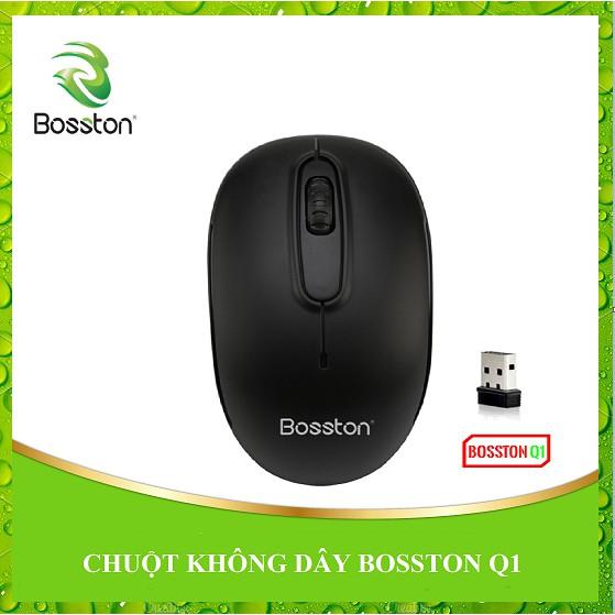 Chuột không dây Bosston Q1 DPI 1000