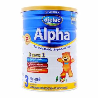 Sữa Bột Dinh Dưỡng Vinamilk Dielac Alpha Step 3 (900g)