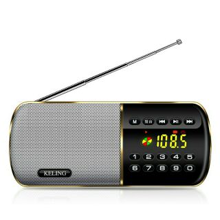 Loa Nghe Nhạc Thẻ Nhớ FM Radio Keling F8 Cao Cấp (Chính Hãng)