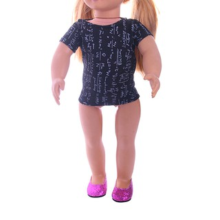 ❤❤ Áo thun kích thước 18 inch cho trẻ em