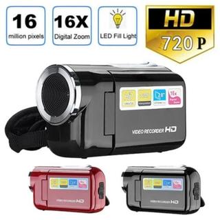 Máy quay phim kỹ thuật số 2021 2.0 '' 16mp Hd 720p 16x Tft Lcd Zoom X2j7 hiện đại