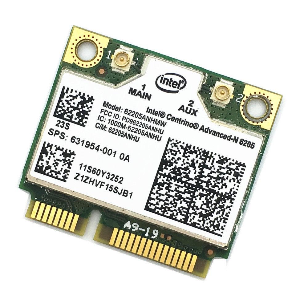 Card mang không dây WiFi Thinkpad L410, L420, T410, T420